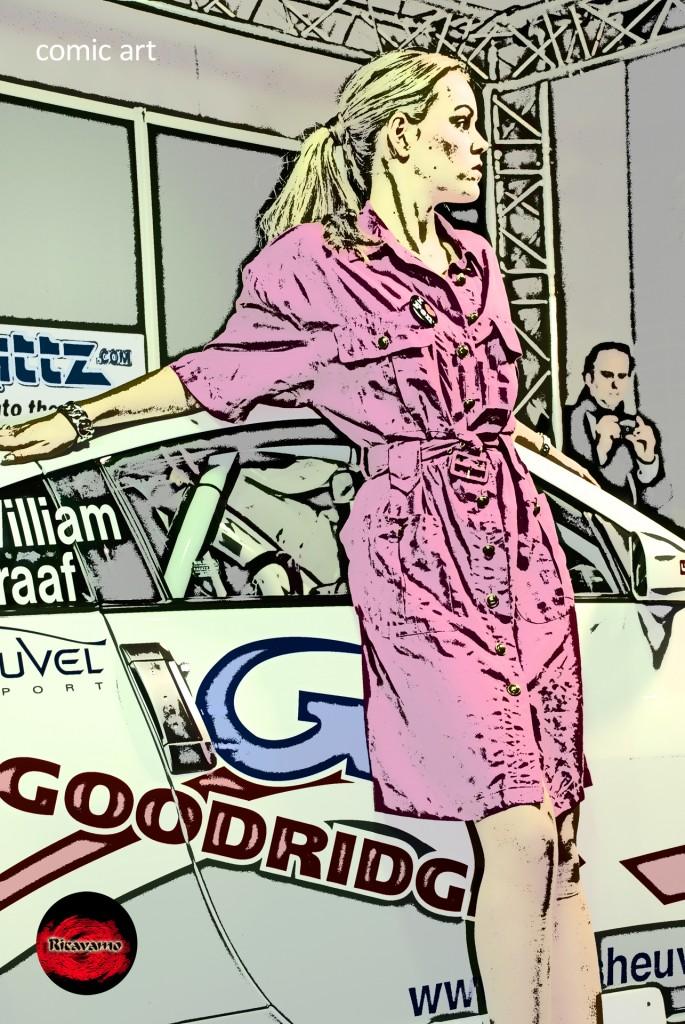 Comic Art - Zoom 2009